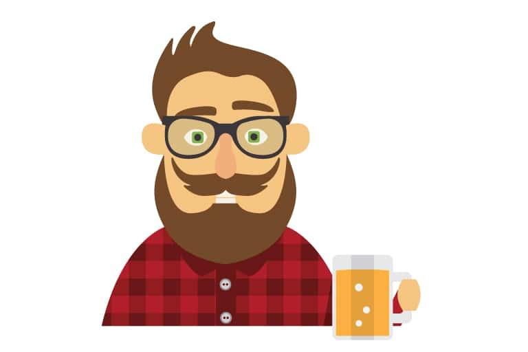 craft beer fan